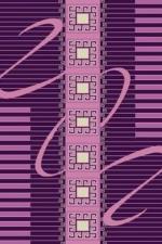 Ковры Kaplan Kardesler Super Vizyon 5488 d.violet-l.violet