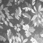 Самоклеющаяся пленка Deluxe Витражная 9107 листья