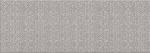 Керамическая плитка Eletto Настенная плитка Agra Grey Arabesco