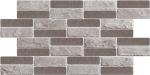 Стеновые панели Листовые Кирпич модерн серый