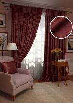 Товары для дома Домашний текстиль Комплект штор Plain Lux-SH PL123909675