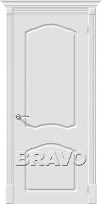 Двери Межкомнатные Скинни-30 Whitey