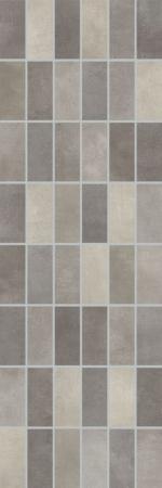 Керамическая плитка Lasselsberger Ceramics Мозаика Фиори Гриджо 1064-0103 темно-серый для стен