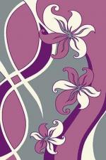 Ковры Merinos v816 Gray-Lilac