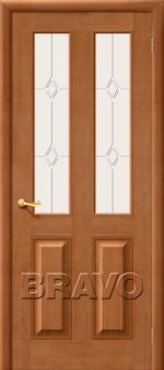 Двери Межкомнатные М15 Т-05 (Светлый Лак) ПО СТ-Полимер