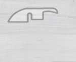 Подложка, порожки и все сопутствующие для пола Порожки Понижающий порог Balterio Вишня глазурь