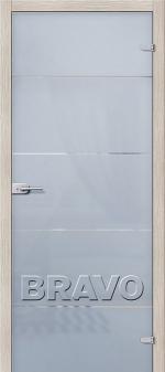 Двери Межкомнатные СТ-1 Диана Сатинато Белое