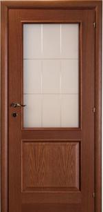 Двери Межкомнатные Primo Amore 411 тонированный дуб