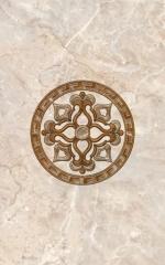 Керамическая плитка Нефрит-Керамика Гермес 04-01-1-09-03-15-125-0 Декор Вставка