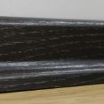 Плинтус Polarwood PW Skirting Дуб Темно-коричневый Лак
