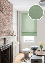 Товары для дома Домашний текстиль Римские шторы Лея оливковые