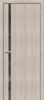 Двери Межкомнатные Браво-1.55 Cappuccino Veralinga mirox grey
