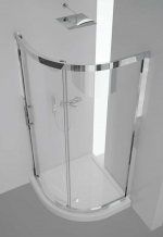 Сантехника Forte Diana BL501 с прозрачным стеклом