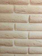 Стеновые панели ПВХ Кирпич белый 05-045-1