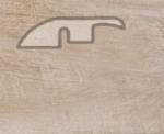 Подложка, порожки и все сопутствующие для пола Порожки Понижающий порог Balterio Дуб замковый старый
