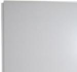 Строительные товары Подвесные потолки Кассета Албес АР 600 А6 Tegular Эконом белая матовая