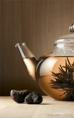 Керамическая плитка Golden Tile Декор English Tea коричневый И57311