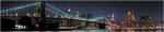 Стеновые панели Кухонные фартуки Кухонный фартук Бруклинский мост