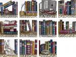 Керамическая плитка Bardelli Декор Librerie LI0020/N