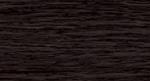 Плинтус Идеал Пластиковый плинтус с кабель-каналом Венге Черный 302