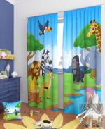 Товары для дома Домашний текстиль Зоопарк 900419