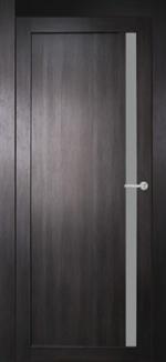Двери Межкомнатные Дверное полотно Артлайн 10001 мокко