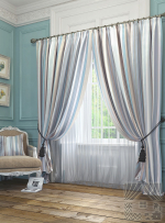 Товары для дома Домашний текстиль Эзми (серо-голубой) 950070