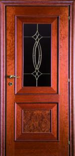 Двери Межкомнатные Arboreo 111 вишня амбра