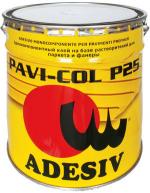 Паркетная химия Adesiv Паркетный клей Pavi-col P25 однокомпонентный
