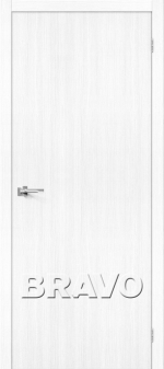 Двери Межкомнатные Тренд-0 Snow Veralinga