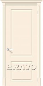 Двери Межкомнатные Скинни-12 Cream
