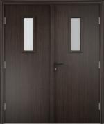 Двери Входные ДПО двустворчатое Ламинатин