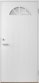 Двери Входные B0050 Белая