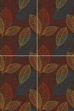 Керамическая плитка Terracota Pro Панно Autumn Leaves