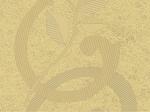 Стеновые панели ПВХ Шелкография золотая