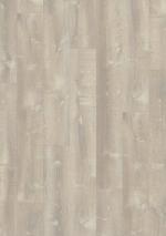 Плитка ПВХ Quick Step Дуб песчаный теплый серый PUCL40083