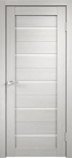 Двери Межкомнатные Duplex Белый дуб ПО