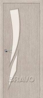 Двери Межкомнатные Мастер-10 3D Cappuccino