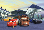Обои Komar 8-4101 Cars3 Station