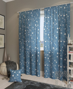 Товары для дома Домашний текстиль Эбис-К (синий) 940273