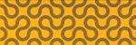 Керамическая плитка Mei Плитка настенная yellow-black geo O-SPI-WTU061
