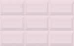 Керамическая плитка Terracota Pro Плитка настенная Macarons Dusty Pink