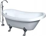 Сантехника Gemy Акриловая ванна Gemy G9030 C