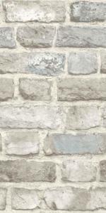 Стеновые панели ПВХ Кирпич серый