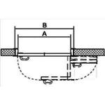 Двери Дверная фурнитура Система TWICE LEFT 80