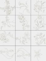 Керамическая плитка Bardelli Панно Primavera Platinum PPLA000