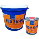 Паркетная химия Kiilto Двухкомпонентный паркетный клей Kiilto Pro 2K-PU