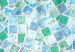 Самоклеющаяся пленка Deluxe Мозаика сиреневая 3929