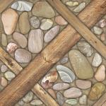 Керамогранит Березакерамика (Belani) Аризона R коричневый