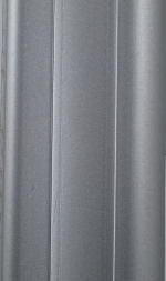 Плинтус Идеал Пластиковый плинтус с кабель-каналом Металлик 081